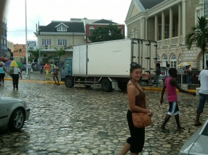 Walking tour - Montego Bay