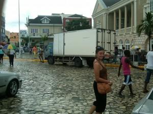 Walking tour - Montego Bay
