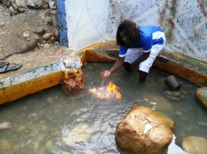Fire Water - Fire Spring