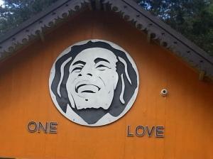 Bob Marley Mausoleum, 9 Miles, Jamaica