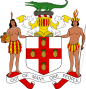 Coat of Arms of Jamaica