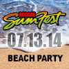 Reggae Sumfest Beach Party