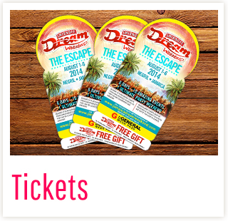 Dream Weekend 2014 tickets
