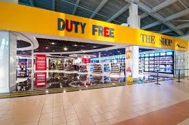 mbj arrival duty free